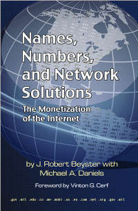 Names, Numbers, and Network Solutions book cover