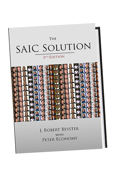 SAIC Solution book cover